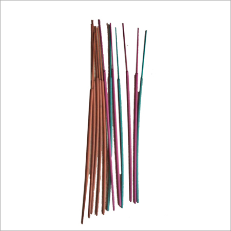 Color Scented Agarbatti Sticks