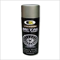 Metal Alloy Spray Finish
