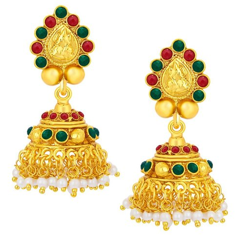 Jewellery Gold Plated Earring
