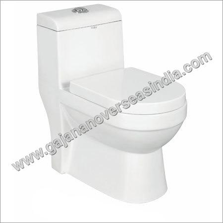 One Piece Closet Toilet