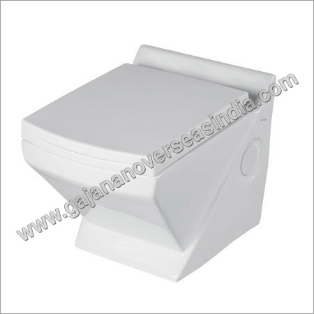 Porcelain Wall Hung Toilet