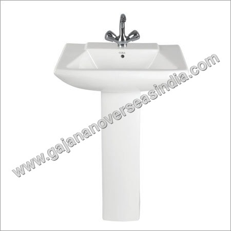 Bathroom Pedestal Wash Basin