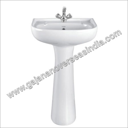 Full Pedestal Wash Basin