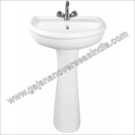 Italian Pedestal Wash Basin