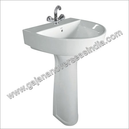 Stylish Pedestal Wash Basin