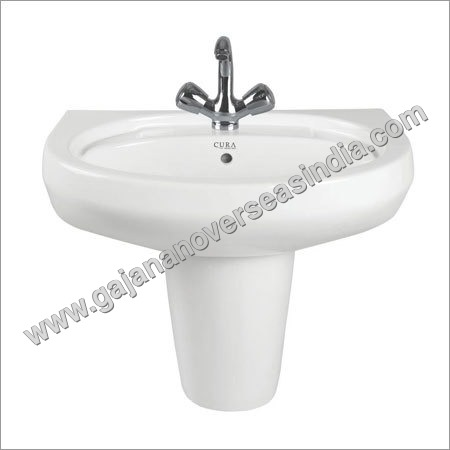 Small Pedestal Wash Basin