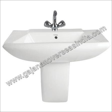 Cera Pedestal Wash Basin