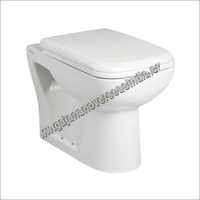 European Water Closet Toilet