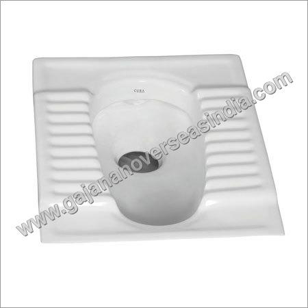 Ceramic Squatting Pans