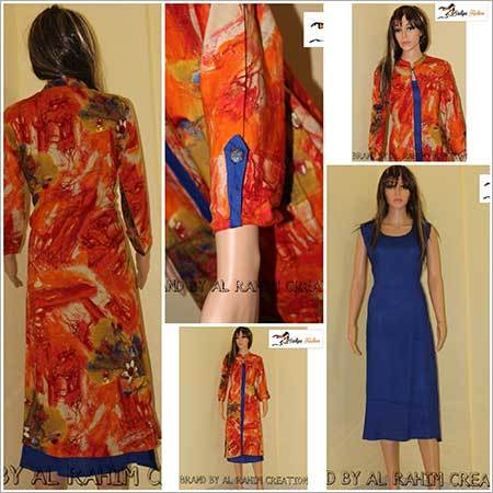 Partywear kurti