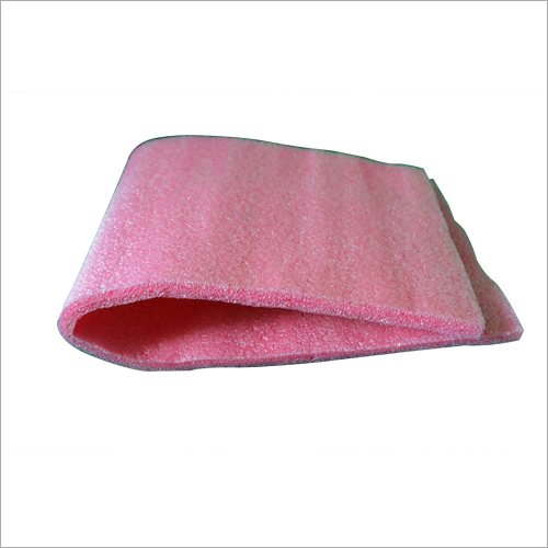Pink EPE Foam Sheet
