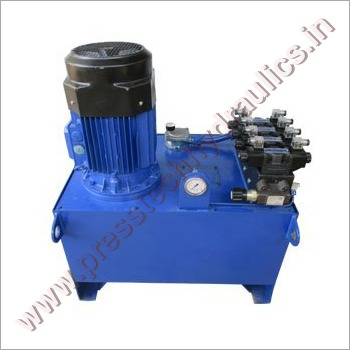 Press Hydraulic Power Pack