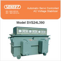 90kVA Automatic Servo Controlled Oil Cooled Voltage Stabilizer