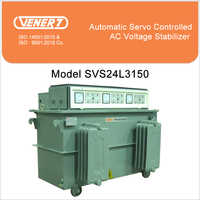150kVA Automatic Servo Controlled Oil Cooled Voltage Stabilizer