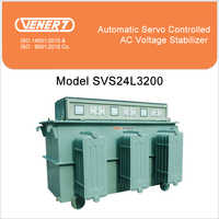 200kVA Automatic Servo Controlled Oil Cooled Voltage Stabilizer