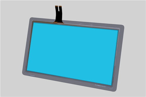 """18.5"""" Capacitive touch screen panel"""