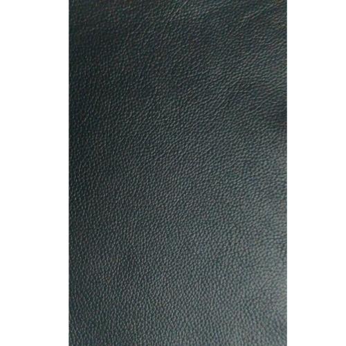 Buffalo Upholstery Black Leather