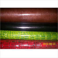 Buff Vegetable Tanned Finished Leather