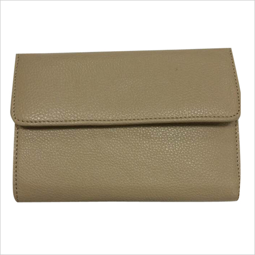 Ladies Leather Clutch Purses