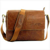 Leather Men Messenger Bags