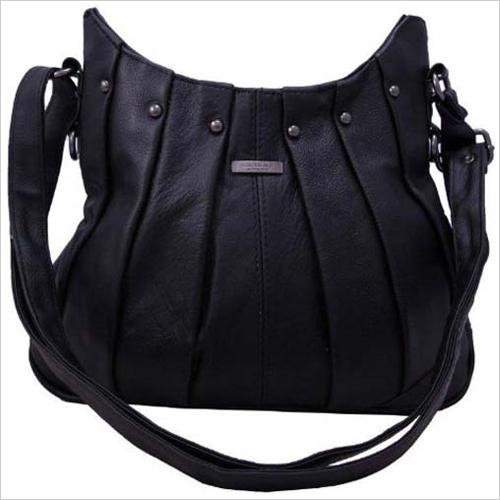 Ladies Fancy Leather Handbags