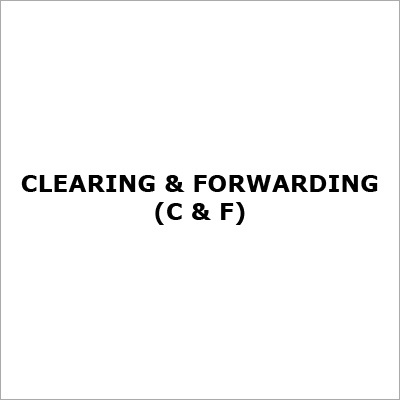 Cargo Clearing And Forwarding Services