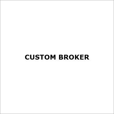 Custom Clearance Broker