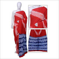 Ladies Cotton Print Sarees