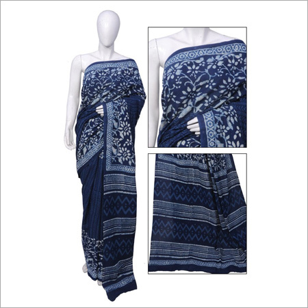 Digital Printed Cotton Sarees