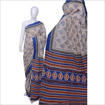 Printed Silk Cotton Sarees