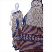 Printed Silk Cotton Sarees