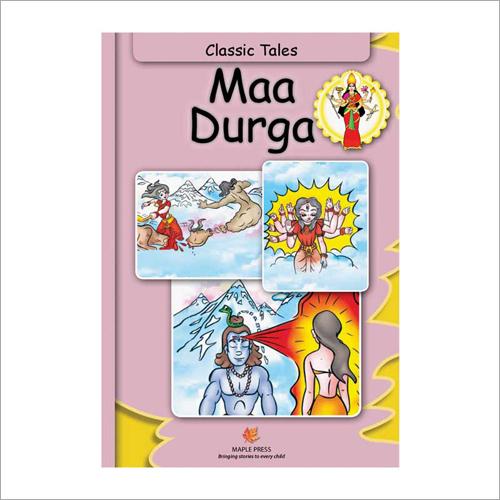 Classic Tales Maa Durga Book