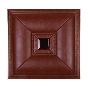 Classic Leather Wall Panel
