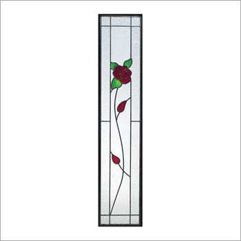 Interior Glass Door Panel
