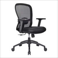 Karina Dlx Medium Back Chair