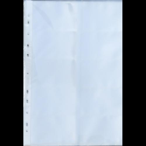 Sheet Protector Punch Pockets