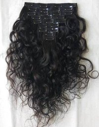 Curly Clip in Extension