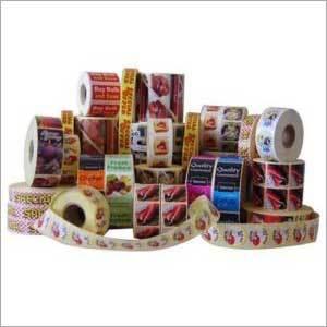 Self Adhesive Label Rolls