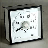 Moving Coil 240 Degree Long Scale Instruments