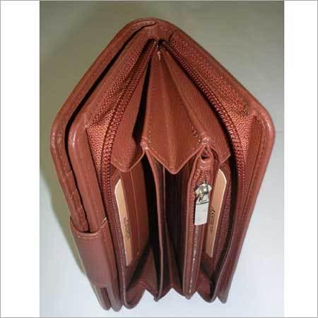 LADIES Genuine leather Clutch wallet