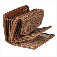 Sturdy LADIES Genuine leather wallet