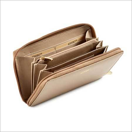 Premium Ladies Genuine leather clutch