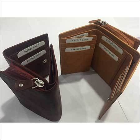 LADIES Genuine leather Wallet