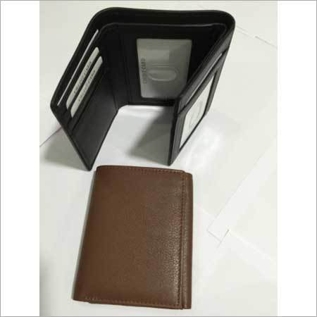 Trifold Men Wallet