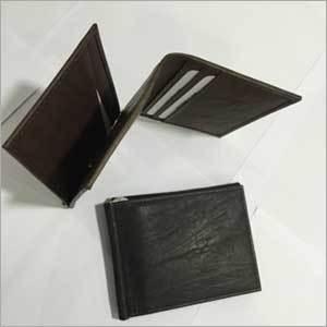 Side flip Men wallet