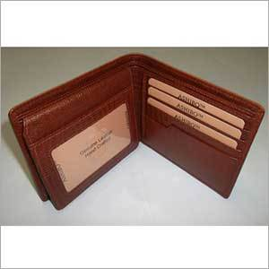 Classic over flap Men wallet