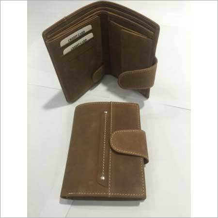 Long Style Men's Wallet