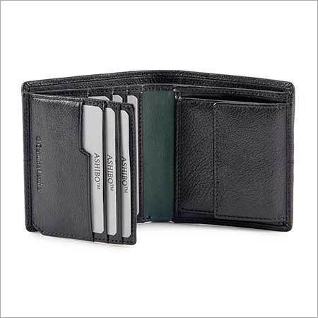 Classic sturdy sleek Men wallet