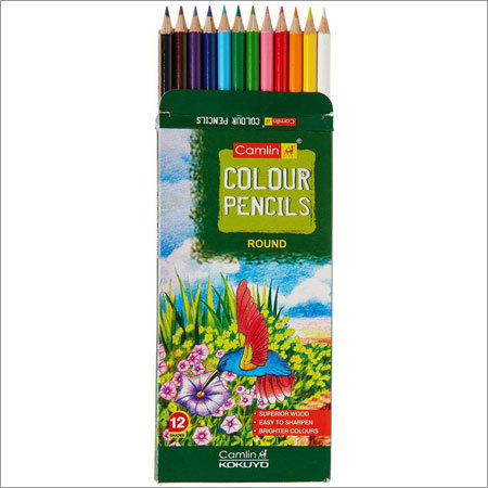 Camel Color Pencil Full Size 12 Shades