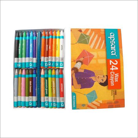 Apsara Wax Crayons Color